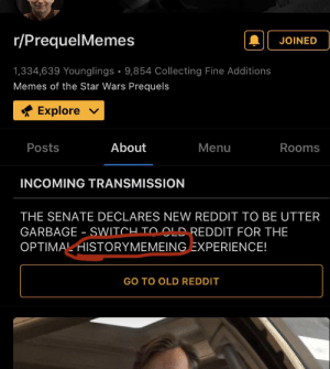 Mods you need to fix the subs about section from April fools: Mods you need to fix the subs about section from April fools