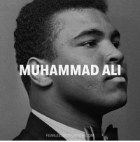 Ali, Memes, and Goat: MOHAMMAD A  MUHAMMAD AL  FEARLE  MOTIVATION When the greats speak, we listen. GOAT champion ali