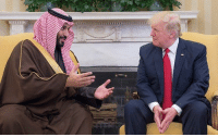 """Alive, Anaconda, and Ass: Mohammed Bin Salman's ordering of the murder of Jamal Khashoggi is a mistake that will never be forgiven. Right now, the Saudis are saying there was a """"fight"""" and Khashoggi was killed. So he goes in the consulate to get a document confirming his divorce in Saudi Arabia and there just happened to be 18 members of the Saudi Prince's intelligence and security squad and Jamal just got so pissed off that he decided to go full Bruce Lee on the entire lot. Makes total sense.   Then somehow he got strapped to a table and the bone saw fell on all of his fingers on accident chopping them off and to kind of help him get to Allah, the saw all on its own, began dismembering his body while he was still alive. And then his body evaporated never to be seen again.   So imagine you're a hedge fund managing retirement benefits and you've got some money invested in Saudi Arabia, you know, that place where they kidnap journalist and saw their fingers off, are whatever investments you have in Saudi Arabia worth doing business human butchers and torturers?   This is a level of barbarity that is easily comparable to every despot there has ever been going back to the Roman empire to the sadists in the Inquisition. Because the Saudis have bought Trump and Kushner and that's why that was the first country Trump visited as president. The young Saudi prince became so arrogant that they thought they could torture a man to death who was a reporter for the Washington Post and get away with it.   What does Trump do about this unimaginable horror show? He's silent. He foments and offers other theories based on lies. He lies about an imaginary $100 billion arms bill. If he died in a fist fight, then where's the body? The stain on our nation's honor cannot be overstated because Trump has no honor. None. Zero.   What he has done very publicly is kiss the ass of every knee-crawling murdering thug on this planet without exception. The idea of an American president shaking the ha"""