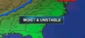 Hot singles in your area: MOIST & UNSTABLE Hot singles in your area