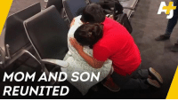 Memes, Trump, and Old: MOM AND SON  REUNITED This mother from Guatemala got her 7-year-old son back after suing the Trump administration.