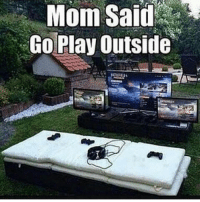 Hey you asked for it 😂🎮 ❤️Double tap for gaming❤️ 📥Save this to show your mom next time she says that📥 🎮Follow my other page, no shoutouts ever 👉🏼@gamefade Partner: @thegameclips ➖➖➖➖➖➖➖ 🎮Credit; @ 🚀Turn on Post Notifications ❤️Double Tap ➖➖➖➖➖➖➖ ▪️Hashtags - (ignore please). CallofDuty Xbox fallout counterstrike BlackOps2 CodMemes Playstation Gamer Halo Halo5 Destiny Minecraft XboxOne Xbox360 GTA5 GTAV BlackOps3 9gag BO3 BO2 Treyarch Games VideoGames follow4follow steam csgo Memes l4l fallout4 😏Tag a friend if you see this😏: Mom Said  Go Play Outside Hey you asked for it 😂🎮 ❤️Double tap for gaming❤️ 📥Save this to show your mom next time she says that📥 🎮Follow my other page, no shoutouts ever 👉🏼@gamefade Partner: @thegameclips ➖➖➖➖➖➖➖ 🎮Credit; @ 🚀Turn on Post Notifications ❤️Double Tap ➖➖➖➖➖➖➖ ▪️Hashtags - (ignore please). CallofDuty Xbox fallout counterstrike BlackOps2 CodMemes Playstation Gamer Halo Halo5 Destiny Minecraft XboxOne Xbox360 GTA5 GTAV BlackOps3 9gag BO3 BO2 Treyarch Games VideoGames follow4follow steam csgo Memes l4l fallout4 😏Tag a friend if you see this😏
