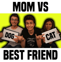 want more? w- @omgitsalaska • follow me @gabeerwin for more • 👇🏻 TAG YOUR FRIENDS 👇🏻: MOM VS  DOG  TREAT  ERYDAY  CAT  BEST FRIEND want more? w- @omgitsalaska • follow me @gabeerwin for more • 👇🏻 TAG YOUR FRIENDS 👇🏻