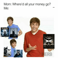 When the Steam Winter Sales roll round like... Found in the Batman Arkham group -Mr J: Mom: Where'd all your money go?  Me:  RAT MAN.  ERB When the Steam Winter Sales roll round like... Found in the Batman Arkham group -Mr J