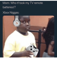 Funny, Xbox, and Death: Mom: Who tf took my TV remote  batteries!?  Xbox Niggas: Only reason I never got an Xbox: red ring of death, batteries and paying for online