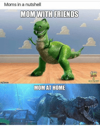 Hahah, double tap if this is so true 😂 It is for me! Tag your best friend that's always there for you!: Moms in a nutshell  MOM WITH FRIENDS  MOM AT HOME  TOY  STORY Hahah, double tap if this is so true 😂 It is for me! Tag your best friend that's always there for you!