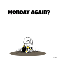 It's Monday again??: MonDAY AGAin?  OPNTS It's Monday again??