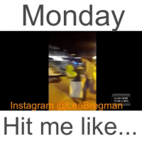 Click, Dank, and Fail: Monday  CLICK HERE  TO BE A BRO  Instagra  e Hit me like boat boating yacht yachtlife ocean dank dankmeme dankmemes school student meme memes Monday mondays stunt stunts office work working money success funny comedy humor fail epicfail vid video gym sports