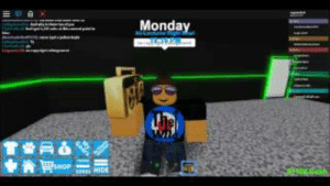 Monday GLE SHOP T HIDE 5 Loud Roblox Song Id's - Tube10xnet