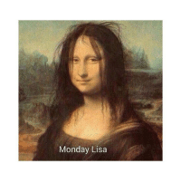 I have a day off tomorrow: Monday Lisa I have a day off tomorrow