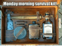 "Happy Monday!  *If you like this post Share with your friends and ""Like"" our Facebook page to get more just like it:) For high-quality Firearms, Self Defense and Survival content - Subscribe to our Free online MCS Magazine here: http://mcs-mag.com/fb/mcs-mag-subscribe: Monday morning survivalkit!  jennessee  HONEY Happy Monday!  *If you like this post Share with your friends and ""Like"" our Facebook page to get more just like it:) For high-quality Firearms, Self Defense and Survival content - Subscribe to our Free online MCS Magazine here: http://mcs-mag.com/fb/mcs-mag-subscribe"