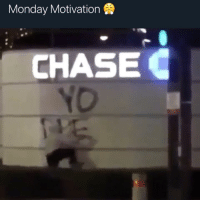 Closest we ever been to catching Banksy: Monday Motivation  8  CHASE  Yo Closest we ever been to catching Banksy