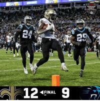 Football, Lexus, and Memes: MONDAY  NIGHT  FOOTBALL  63  FINAL FINAL: The @Saints improve to 12-2! #NOvsCAR #GoSaints  (by @Lexus) https://t.co/YoOVZpz2G8