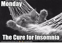 Cure For Insomnia