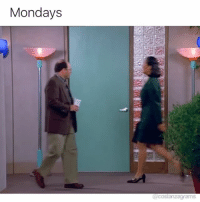 Ass, Memes, and Mondays: Mondays  @costanza grams No. No. Shit no man. I believe you get your ass kicked sayin something like that man. costanzagrams