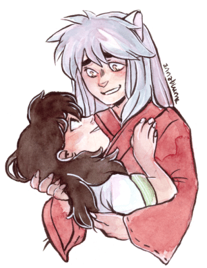 mondfuchs:Some cheesy old inukag for a friend who can't access tumblr (don't tell her about this yet, it's a surprise) and also as a dedication to all the new Inuyasha followers I've gained recently despite not having posted anything Inuyasha related in months! :>: mondfuchs:Some cheesy old inukag for a friend who can't access tumblr (don't tell her about this yet, it's a surprise) and also as a dedication to all the new Inuyasha followers I've gained recently despite not having posted anything Inuyasha related in months! :>