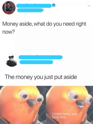 Thats not how you are supposed to play by XxSTORM_BREAKERxX MORE MEMES: Money aside, what do you need right  now?  The money you just put aside  Listen here, you  little shit Thats not how you are supposed to play by XxSTORM_BREAKERxX MORE MEMES