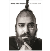"Memes, 🤖, and Net: Money Pizza Respect  by The Fat Jew YOU GUYS, I wrote a book. It comes out in October. Yes, like an actual book. This is the cover. It's filled with stories that will make your life a little bit better, like how my mom fucked legendary children's poet Shel Silverstein in the early 1970's. In all seriousness, I called the New York State Department of Records and asked if I could legally change my name to ""New York Times Bestseller"" and they said that i could, like literally that would be on my drivers license. So if you buy the book and it becomes a NYT bestseller, i will do that. THAT ALONE SHOULD BE ENOUGH, NOT TO MENTION THAT THE BOOK CONTAINS MAJOR LOLZ. Shout out to @grandcentralpub for making this extremely questionable decision! Pre order now at fatjew.net-book dooooo itttttt"