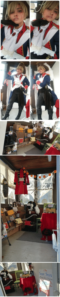 captainjellyroll:  Bloody Pirate!America won for Halloween~!🎃 i made a spooky pirate shop for the trick-or-treaters!!😊🍬: MONS  aren lod  amiami  Coptain  51,000,000  1,300,000  Pirate Stanter Prk  Inchaes  parrot eが($ o  cate  0  300  Poison Re-fill.  Siren  repetlant  2444  $B, 000   USED  Rrate coat  $8,000,00000  Hand made  Pesses  300,  amiami  000,000 0  FREE  30  Pirate Starter Pack  DEY swerd  arrot e9  0O/ REAL cow  Sifen  2444   rhe  Seven Seas  Piche Merch Shopn  cate Hat  31,500,000  :FREE !に  1)  ake  INDEX OF CRATS  OO REAL Cow captainjellyroll:  Bloody Pirate!America won for Halloween~!🎃 i made a spooky pirate shop for the trick-or-treaters!!😊🍬