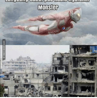 Memes, 🤖, and Super: Monster  c  SEUR  www.MEME COMIC JD Kamvret juga ni Pahlawan super ya.. wkwkwk . drherp