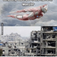 Indonesian (Language), Monsters, and Comic: Monster  D  www MEME COMIC JD