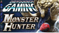 Check out the latest Did You Know Gaming?, Monster Hunter Generations! https://www.youtube.com/watch?v=wHF1Lc1nHRI&list=PL26D7E5A7D29CCAB3 #ad: MONSTER  HUNTER Check out the latest Did You Know Gaming?, Monster Hunter Generations! https://www.youtube.com/watch?v=wHF1Lc1nHRI&list=PL26D7E5A7D29CCAB3 #ad