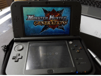 Why not ...: MONSTER HUNTER  GENERATIONS  Demo  CAPCOM CO LTD. 2015 ALL RIGHTS RESERVED Why not ...