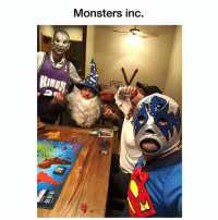 Memes, Monsters Inc, and 🤖: Monsters inc. Things are just funnier in costumes
