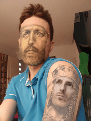 Face Swap, Python, and Monty Python: Monty Python and the Holy Face Swap