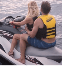 Memes, Mood, and Jets: mood: jessica simpson wearing stilettos heels while riding a jet ski