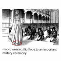 Anime, Memes, and Mood: mood: wearing flip flops to an important  military ceremony Hey, guys. I'm really paranoid right now and everything is getting on my nerves. I'm trying to draw, but I'm doing a really poor job at it ✩ anime manga otaku tumblr kawaii bts bangtan fairytail tokyoghoul attackontitan animeboy onepiece bleach swordartonline aot blackbutler deathnote yurionice shingekinokyojin killingstalking army snk kpop bangtanboys sao yaoi btsarmy animedrawing animelove bnha