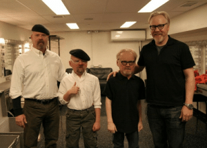 moontouched-moogle:  mushroom-just-one:  which ones are the real mythbusters   don't ever talk to us or our sons ever again: moontouched-moogle:  mushroom-just-one:  which ones are the real mythbusters   don't ever talk to us or our sons ever again