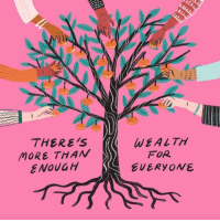 Art, For, and Wealth: MORE THAN  ENOUGH  WEALTH  FOR art: @ashlukadraws