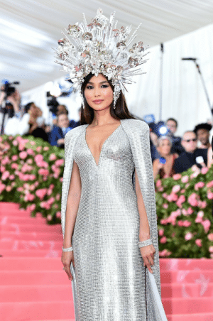 moreculturelesspop:  Gemma Chan at the Met Gala 2019 : moreculturelesspop:  Gemma Chan at the Met Gala 2019