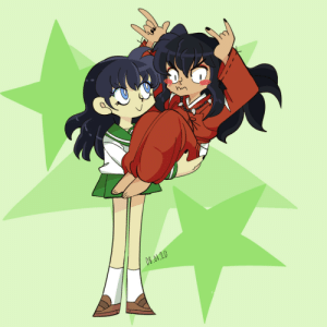 morishiges:  KAGOME IS STRONG: morishiges:  KAGOME IS STRONG