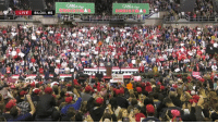 Join me LIVE in Biloxi, MS! Great crowd for a #MAGA rally!  Stay up-to-date with the campaign by texting TRUMP to 88022: Morry  LIVE BILOXI, MS Join me LIVE in Biloxi, MS! Great crowd for a #MAGA rally!  Stay up-to-date with the campaign by texting TRUMP to 88022