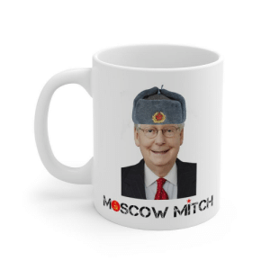 Memes, Free, and Got: MOSCOW MITCH I am setting up an online store to sell mugs. I started with two Moscow Mitch mugs, got carried away and added 50 mugs with ridiculous memes and obscure references.🤦♀️ The site is 321MugzDotCom. Mods, feel free to delete the post if it's against the rules. Should I sell T-shirts? Mueller mugs?