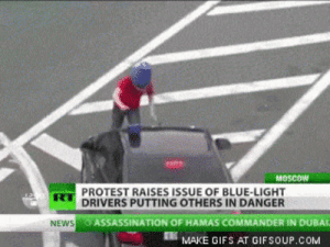 Assassination, Life, and News: MosCOW  PROTEST RAISES ISSUE OF BLUE-LIGHT  DRIVERS PUTTING OTHERS IN DANGER  NEWS  ASSASSINATION OF HAMAS COMMANDER IN DUBAI  MAKE GIFS AT GIFSOUP.COM   His whole life was building up to this moment.