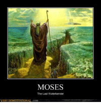 What if he was the first waterbender!?