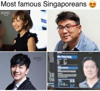 Memes, Dreams, and 🤖: Most famous Singaporeans  SGAG  SGAG Big screen dreams