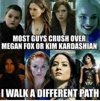 This is so true 😍 Meme created by @everythingmarveldcu avengers avenger meme memes funny lol epic dope sick geek nerd comicbooks comics comic comicbook comix superheroes superhero marvel marvelheroes marveluniverse marvelcomics marvel dc dccomics dcheroes dcuniverse detectivecomics ---------------------- 👆🏼 CLICK LINK IN MY BIO 👆🏼 To Check Out Some EPIC Geek Items!: MOST GUYS CRUSH OVER  MEGAN FOX OR KIM KARDASHIAN  I WALKADIFFERENT PATH This is so true 😍 Meme created by @everythingmarveldcu avengers avenger meme memes funny lol epic dope sick geek nerd comicbooks comics comic comicbook comix superheroes superhero marvel marvelheroes marveluniverse marvelcomics marvel dc dccomics dcheroes dcuniverse detectivecomics ---------------------- 👆🏼 CLICK LINK IN MY BIO 👆🏼 To Check Out Some EPIC Geek Items!