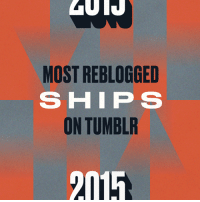 "America, Anaconda, and Captain America: Civil War: MOST REBLOGGED  SHIPS  ON TUMBLR  2015 <h2>Most Reblogged Ships</h2><p>ship - noun - short for ""relationship""; an imagined romantic pairing of two people, fictional or otherwise.<br/></p><ol><li><a href=""http://www.tumblr.com/search/larry%20stylinson""><b>Larry Stylinson</b></a><br/>Harry Styles &amp; Louis Tomlinson<br/><i>One Direction</i></li>  <li><a href=""http://www.tumblr.com/search/dan%20and%20phil""><b>Dan and Phil</b></a><br/>Dan Howell &amp; Phil Lester<br/><i>YouTubers</i></li>  <li><a href=""http://www.tumblr.com/search/destiel""><b>Destiel</b></a><br/>Dean Winchester &amp; Castiel<br/><i>Supernatural</i><br/></li>  <li><a href=""http://www.tumblr.com/search/olicity""><b>Olicity</b></a><br/>Oliver Queen &amp; Felicity Smoak<br/><i>Arrow</i><br/></li>  <li><a href=""http://www.tumblr.com/search/captain%20swan""><b>Captain Swan</b></a><br/>Captain Hook &amp; Emma Swan<br/><i>Once Upon a Time</i><br/></li>  <li><a href=""http://www.tumblr.com/search/korrasami""><b>Korrasami</b></a><br/>Avatar Korra &amp; Asami Sato<br/><i>The Legend of Korra</i></li>  <li><a href=""http://www.tumblr.com/search/sasusaku""><b>SasuSaku</b></a><br/>Sasuke Uchiha &amp; Sakura Haruno<br/><i>Naruto</i></li>  <li><a href=""http://www.tumblr.com/search/clexa""><b>Clexa</b></a><br/>Clarke Griffin &amp; Commander Lexa<br/><i>The 100</i></li>  <li><a href=""http://www.tumblr.com/search/stucky""><b>Stucky</b></a><br/>Steve Rogers &amp; Bucky Barnes<br/><i>Captain America: Civil War</i><br/></li>  <li><a href=""http://www.tumblr.com/search/hollstein""><b>Hollstein</b></a><br/>Laura Hollis &amp; Carmilla Karnstein<br/><i>Carmilla</i></li>  <li><a href=""http://www.tumblr.com/search/bellarke""><b>Bellarke</b></a><br/>Bellamy Blake &amp; Clarke Griffin<br/><i>The 100</i></li>  <li><a href=""http://www.tumblr.com/search/johnlock""><b>Johnlock</b></a><br/>John Watson &amp; Sherlock Holmes<br/><i>Sherlock</i><br/></li>  <li><a href=""http://www.tumblr.com/search/j2""><b>J2</b></a><br/>Jensen Ackles &amp; Jared Padalecki<br/><i>When Brothers Become BFFs</i></li>  <li><a href=""http://www.tumblr.com/search/swan%20queen""><b>Swan Queen</b></a><br/>Regina Mills &amp; Emma Swan<br/><i>Once Upon a Time</i><br/></li>  <li><a href=""http://www.tumblr.com/search/ereri""><b>Ereri</b></a><br/>Eren Jaeger &amp; Levi Ackerman<br/><i>Attack on Titan</i><br/></li>  <li><a href=""http://www.tumblr.com/search/sterek""><b>Sterek</b></a><br/>Stiles Stilinski &amp; Derek Hale<br/><i>Teen Wolf</i><br/></li>  <li><a href=""http://www.tumblr.com/search/naruhina""><b>NaruHina</b></a><br/>Naruto Uzumaki &amp; Hinata Hyüga<br/><i>Naruto</i></li>  <li><a href=""http://www.tumblr.com/search/ziam""><b>Ziam</b></a><br/>Zayn Malik &amp; Liam Payne<br/><i>One Direction</i><br/></li>  <li><a href=""http://www.tumblr.com/search/narry""><b>Narry</b></a><br/>Niall Horan &amp; Harry Styles<br/><i>One Direction</i></li>  <li><a href=""http://www.tumblr.com/search/klaine""><b>Klaine</b></a><br/>Kurt Hummel &amp; Blaine Anderson<br/><i>Glee</i><br/></li></ol>"