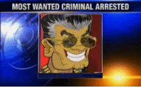 Wanted, Criminal, and Most Wanted: MOST WANTED CRIMINAL ARRESTED https://t.co/YJfNo6zFmw