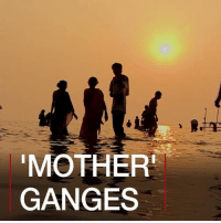 """Memes, India, and Hinduism: MOTHER  GANGES 05 APR: A court in India has recognised two of the country's holiest rivers, Himalayan glaciers, lakes and forests as """"living entities"""" in an effort to protect them from environmental degradation. Find out more: bit.ly-motherganges River Mountains Glacier Himalaya Himalayas LivingPerson Ganges GangesRiver Ganga Hindu Hinduism Varanasi Uttarakhand India SouthAsia BBCShorts BBCNews @BBCNews"""