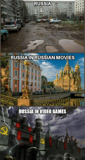 Mother Russia: Mother Russia
