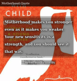 Beth Ann Fennelly-Great with Child: Letters to a Young Mother