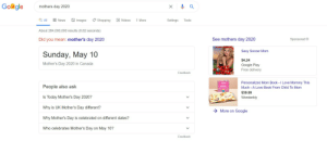 Mother's Day 2020 vs. Sexy Soccer mom... Thanks, Google!: Mother's Day 2020 vs. Sexy Soccer mom... Thanks, Google!