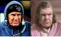 The Belichick/Old Lady from the Goonies Me-Me we were just discussing. Striking resemblance.: MOTOROLA The Belichick/Old Lady from the Goonies Me-Me we were just discussing. Striking resemblance.