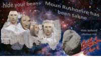Reality, Been, and Art: Moun Rushomre has  ide your beans  been takne  Hide behund  obvious rok <blockquote><p>i made some fan art for you cause your account is wonderful and generally leaves me questioning reality</p></blockquote>
