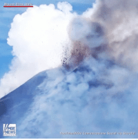 Memes, 🤖, and Fox: Mount Etna, Italy  FOX  NEWS  YouTube INGV comunicazione Social via Storyful MountEtna is no longer just the largest volcano in Europe, but is now the most active with another eruption yesterday on its southeast crater.